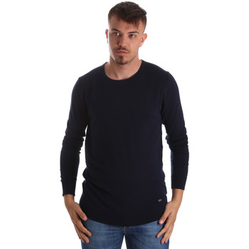 textil Herre Pullovere Gaudi 911BU53010 Blå