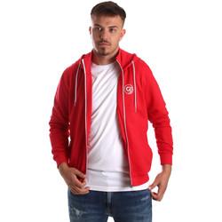 textil Herre Sweatshirts Gaudi 911BU64043 Rød