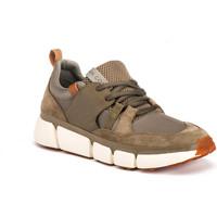 Sko Herre Lave sneakers Lumberjack SM58705 001 M50 Grøn