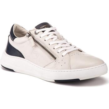 Sko Herre Lave sneakers Lumberjack SM59105 002 B38 hvid