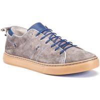 Sko Herre Lave sneakers Lumberjack SM60205 001 A01 Grå