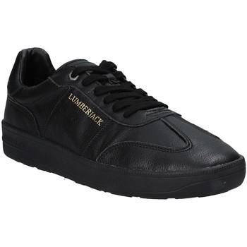 Sko Herre Lave sneakers Lumberjack SM59005 001 B38 Sort