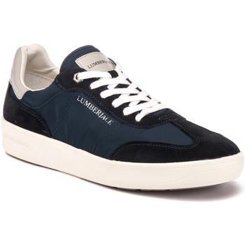 Sko Herre Lave sneakers Lumberjack SM59005 001 N86 Blå