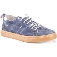 Sko Herre Lave sneakers Lumberjack SM60205 001 A01 Blå