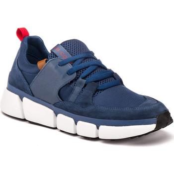 Sko Herre Lave sneakers Lumberjack SM58705 001 M50 Blå