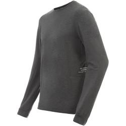 textil Herre Langærmede T-shirts New Balance NBMT91252HC Grå