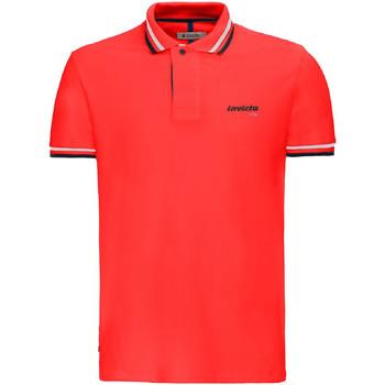 textil Herre Polo-t-shirts m. korte ærmer Invicta 4452202/U Rød