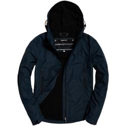 textil Herre Vindjakker Superdry M50010ST Blå