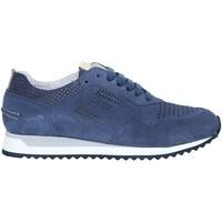 Sko Herre Lave sneakers Exton 903 Blå