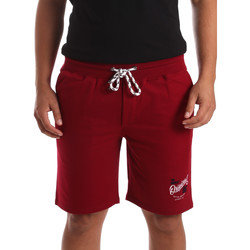 textil Herre Shorts Key Up 2F26I 0001 Rød