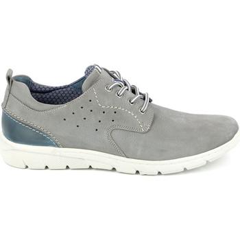 Sko Herre Lave sneakers Grunland SC4522 Grå