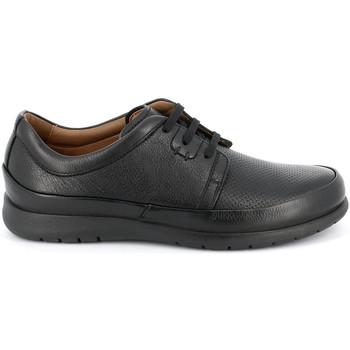 Sko Herre Lave sneakers Grunland SC4450 Sort