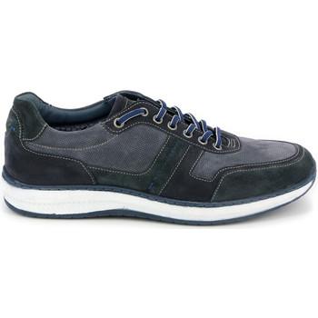 Sko Herre Lave sneakers Grunland SC4521 Blå