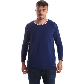 textil Herre Pullovere Byblos Blu 2MM0004 MA0002 Blå