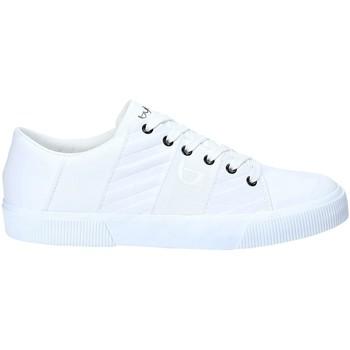 Sko Herre Sneakers Byblos Blu 2MA0003 LE9999 hvid