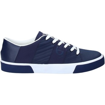 Sko Herre Lave sneakers Byblos Blu 2MA0003 LE9999 Blå