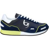 Sko Herre Lave sneakers Byblos Blu 2UA0005 LE9999 Blå