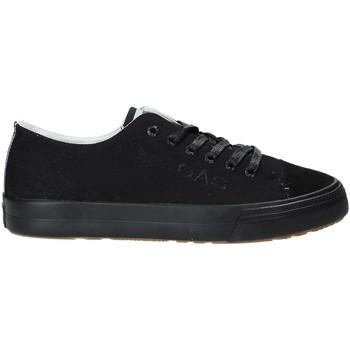 Sko Herre Lave sneakers Gas GAM910131 Sort