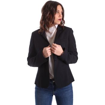 textil Dame Jakker / Blazere Liu Jo WXX047T7896 Blå