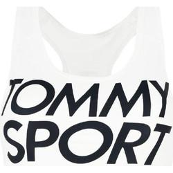 textil Dame Sports-BH Tommy Hilfiger S10S100070 hvid