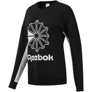 textil Dame Sweatshirts Reebok Sport DT7241 Sort