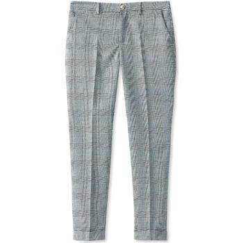 textil Dame Chinos / Gulerodsbukser Liu Jo W19349T0177 Grå