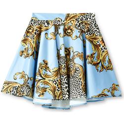 textil Dame Nederdele Liu Jo W19503T2289 Blå