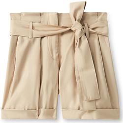 textil Dame Shorts Liu Jo F19231T2311 Beige