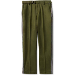 textil Dame Chinos / Gulerodsbukser Liu Jo F19299T2267 Grøn
