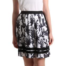 textil Dame Nederdele Liu Jo T19116T8552 Sort
