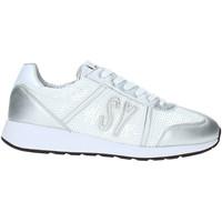 Sko Dame Lave sneakers Sweet Years S19-SSW636 hvid