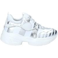 Sko Dame Lave sneakers Liu Jo B19035PX030 Sølv