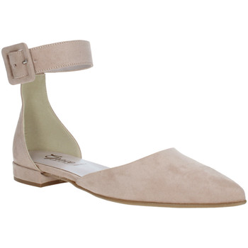 Sko Dame Ballerinaer Grace Shoes 977003 Lyserød