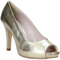 Sko Dame Højhælede sko Grace Shoes 457I001 Guld