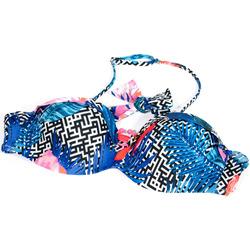 textil Dame Todelt badedragt Ea7 Emporio Armani 912089 9P432 Blå