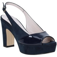 Sko Dame Sandaler Grace Shoes 679004 Blå