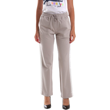 textil Dame Træningsbukser U.S Polo Assn. 52409 51314 Grå
