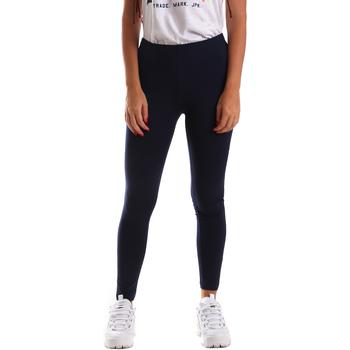 textil Dame Leggings Key Up 5LI22 0001 Blå