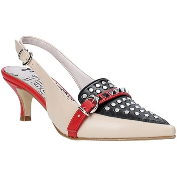 Sko Dame Højhælede sko Grace Shoes 319S014 Beige