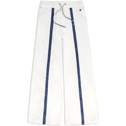 textil Dame Træningsbukser Champion 111377 hvid
