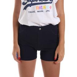 textil Dame Shorts Key Up 5L79G 0001 Blå