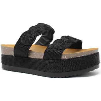 Sko Dame Tøfler Exé Shoes I468Q6923001 Sort