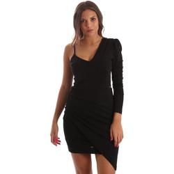 textil Dame Korte kjoler Byblos Blu 2WD0014 TE0015 Sort