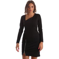 textil Dame Korte kjoler Byblos Blu 2WD0008 TE0011 Sort