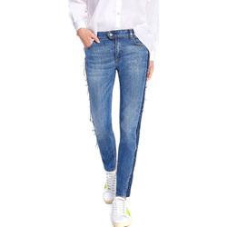 textil Dame Smalle jeans Byblos Blu 2WJ0004 TE0135 Blå
