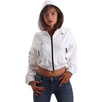 textil Dame Sweatshirts Byblos Blu 2WF0005 TE0042 hvid