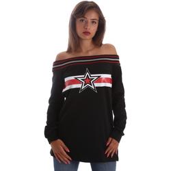 textil Dame Pullovere Byblos Blu 2WF0006 TE0043 Sort