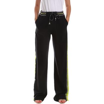 textil Dame Træningsbukser Byblos Blu 2WP0015 TE0039 Sort