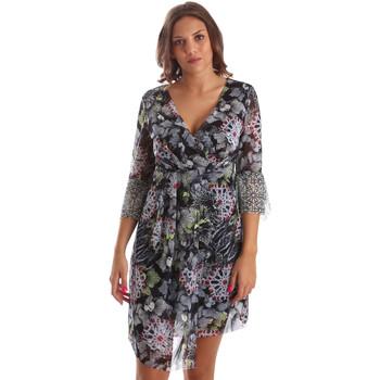 textil Dame Korte kjoler Smash S1984413 Sort