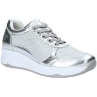 Sko Dame Lave sneakers Lumberjack SW35305 003 R77 Sølv